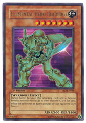 Elemental Hero Bladedge - YSD-EN019 - Ultra Rare - 1st Edition