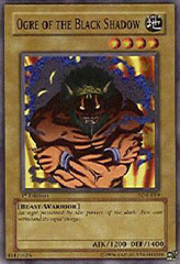 Ogre of the Black Shadow - SDK-019 - Common - 1st Edition