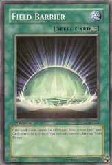 Field Barrier - SDSC-EN034 - Common - 1st Edition