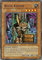 Royal Keeper - SDZW-EN006 - Common - 1st Edition