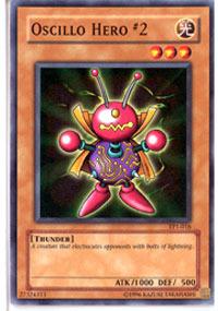 Oscillo Hero #2 - TP1-016 - Common - Promo Edition