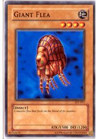 Giant Flea - TP1-017 - Common - Promo Edition