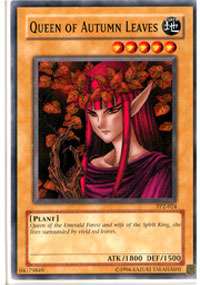 Queen of Autumn Leaves - TP2-024 - Common - Promo Edition