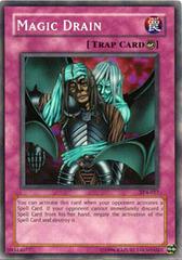 Magic Drain - TP4-017 - Common - Promo Edition