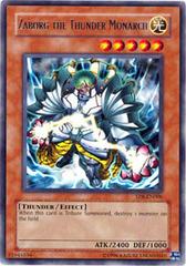 Zaborg the Thunder Monarch - TP8-EN006 - Rare - Promo Edition on Channel Fireball