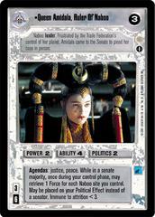 Queen Amidala, Ruler Of Naboo