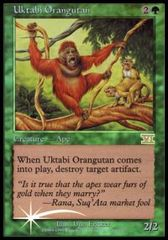 Uktabi Orangutan - Arena 2000 on Channel Fireball