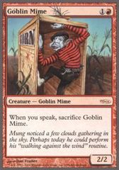 Goblin Mime - Arena Unhinged on Channel Fireball