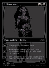 Liliana Vess (SDCC 2014 Promo) on Channel Fireball