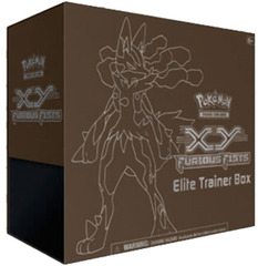 XY Furious Fists Elite Trainer Box