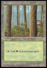 Forest - APAC Set 1 Red: Japan