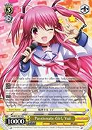 Passionate Girl, Yui - AB/W31-E014 - R