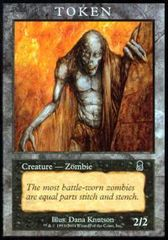 Zombie - Token on Channel Fireball
