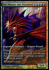 Niv-Mizzet, the Firemind - Champs Promo