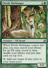 Elvish Harbinger on Ideal808