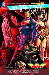 Justice League Trinity War Tp