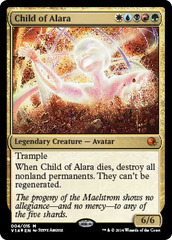 Child of Alara - Foil on Channel Fireball