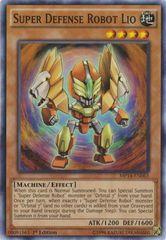 Super Defense Robot Lio - MP14-EN063 - Common - 1st Edition