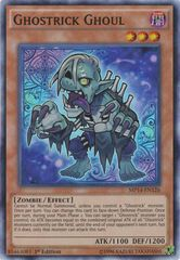 Ghostrick Ghoul - MP14-EN126 - Super Rare - 1st Edition