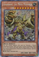 Granmarg the Mega Monarch - MP14-EN158 - Secret Rare - 1st Edition