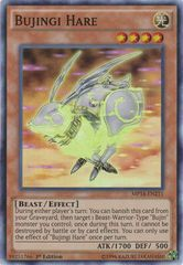 Bujingi Hare - MP14-EN211 - Super Rare - 1st Edition