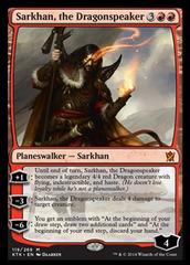 Sarkhan, the Dragonspeaker - Foil
