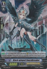 Black-Winged Swordbreaker - BT15/011EN - RR on Channel Fireball