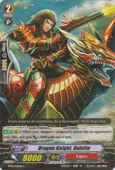 Dragon Knight, Dalette - BT15/058EN - C on Channel Fireball