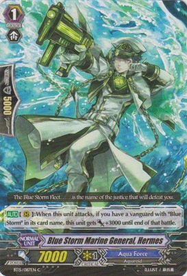 Blue Storm Marine General, Hermes - BT15/087EN - C