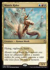 Mantis Rider - Foil