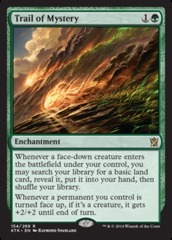 Trail of Mystery - Foil