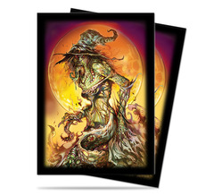 84369 - Ultra PRO Darkside of Oz Wicked Witch Sleeves (50 ct.) on Channel Fireball