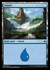 Island (257) - Foil
