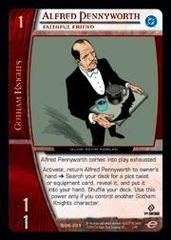 Alfred Pennyworth, Faithful Friend - Foil