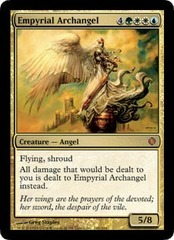 Empyrial Archangel on Channel Fireball