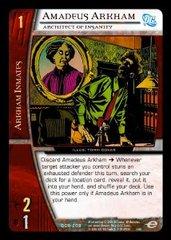 Amadeus Arkham, Architect of Insanity - Foil
