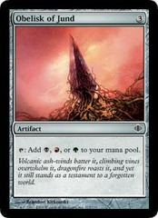 Obelisk of Jund on Ideal808