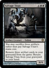 Salvage Titan on Ideal808