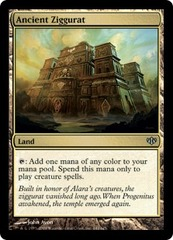 Ancient Ziggurat on Channel Fireball