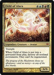Child of Alara on Channel Fireball