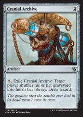 Cranial Archive - Foil