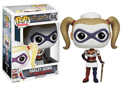 #54 Harley Quinn (Batman Arkham Asylum)