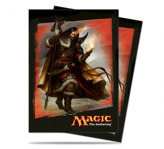 86205 - Ultra PRO Khans of Tarkir Sarkhan, the Dragonspeaker Sleeves (80 ct.)