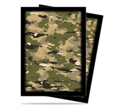 84346 - Ultra PRO Camo Sleeves (50 ct.) on Channel Fireball