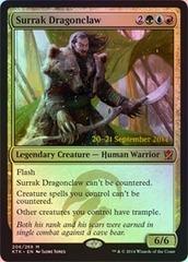 Surrak Dragonclaw Foil - Prerelease Promos