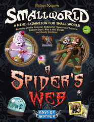 Small World - A Spider's Web - In Store Sales Only