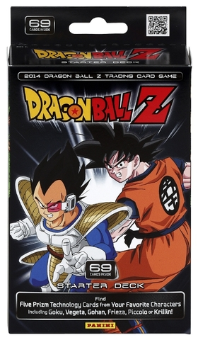 2014 Dragon Ball Z TCG Starter Deck
