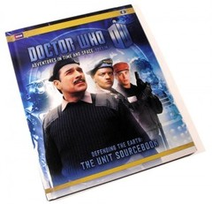 Doctor Who: Defending Earth: The Unit Sourcebook