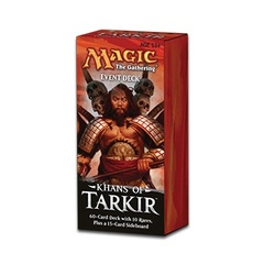 Khans of Tarkir Event Deck