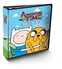 Adventure Time Trading Card Binder